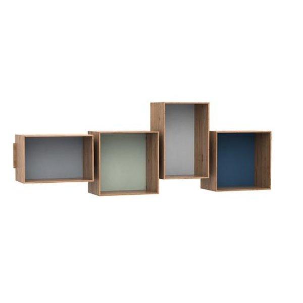 """We Do Wood Design-Bücherregal """"SJ Bookcase Groß"""" von We Do Wood"""