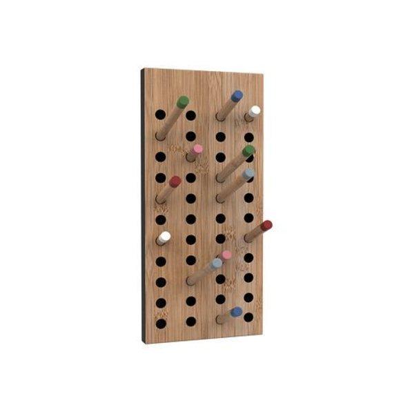 """We Do Wood Design-Garderobe """"Scoreboard klein"""" von We Do Wood"""
