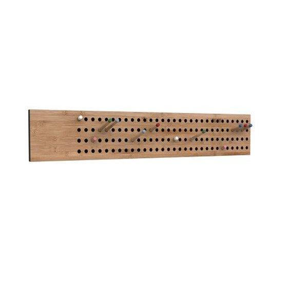 """We Do Wood Design-Garderobe """"Scoreboard horizontal"""" von We Do Wood"""
