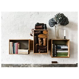 We Do Wood SJ Bookcase Klein