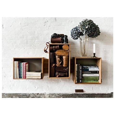 """Design-Bücherregal """"SJ Bookcase Klein"""" von We Do Wood"""