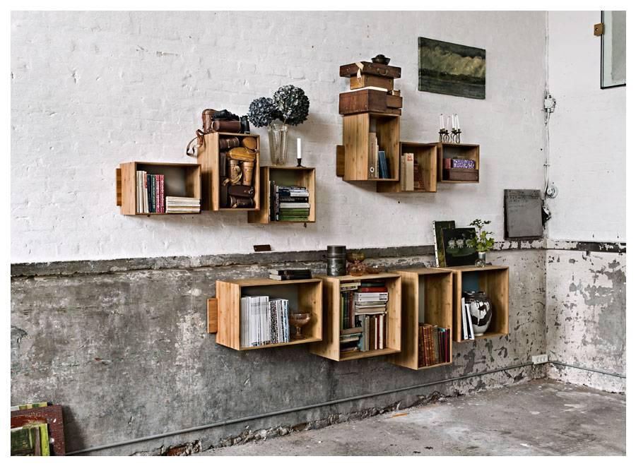 bücherregal sj bookcase groß von we do wood  stilherz ~ Bücherregal Designklassiker