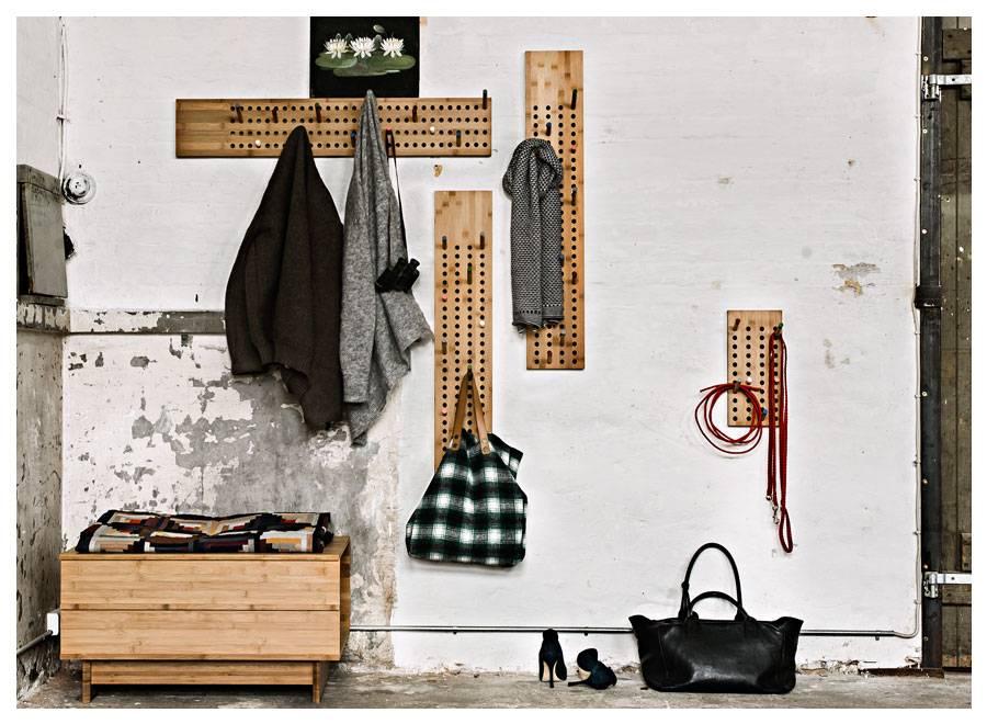 Garderobe Scoreboard vertikal von We Do Wood online kaufen | Stilherz