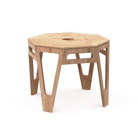 """Design-Beistelltisch """"Octagon"""" von We Do Wood"""