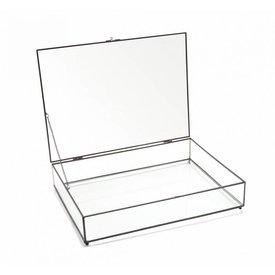 vtwonen Aufbewahrungsbox Glas