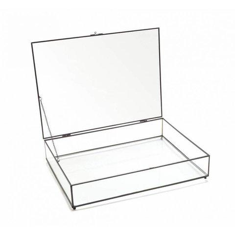 Aufbewahrungsbox Glas von vtwonen