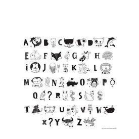 "A little lovely Company Buchstaben-Set ""Kids ABC"""