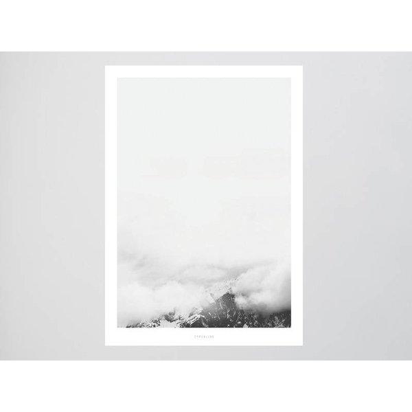 """typealive Poster """"Landscape No. 17"""" von typealive"""