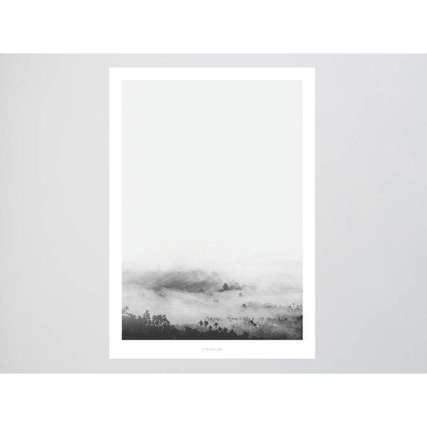 """typealive Poster """"Landscape No. 23"""" von typealive"""