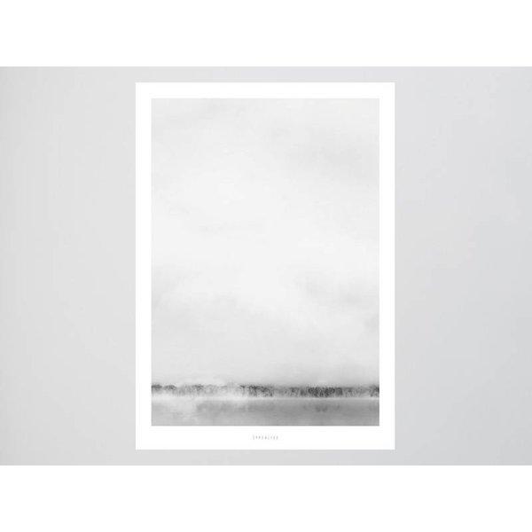 """typealive Poster """"Landscape No. 28"""" von typealive"""