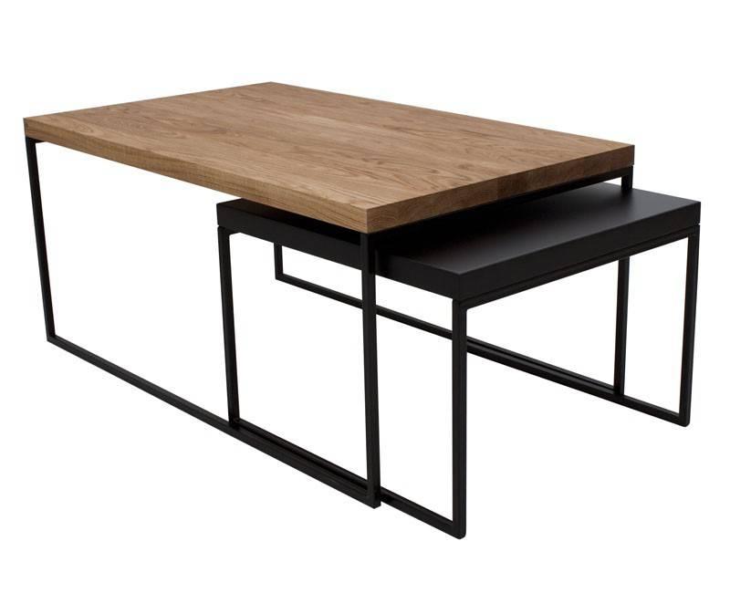 couchtisch set doblo von take me home stilherz. Black Bedroom Furniture Sets. Home Design Ideas