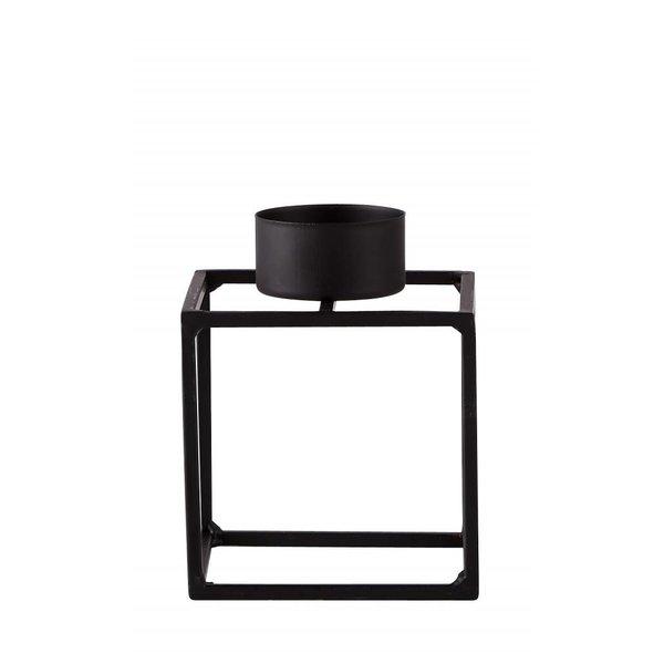 bovictus - KJ Collection Teelichthalter Quadrat von bovictus