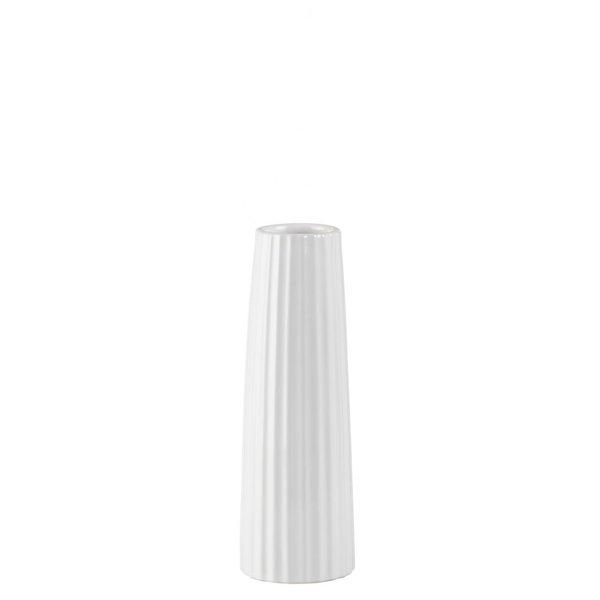 bovictus - KJ Collection Vase Weiß von bovictus