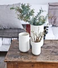 Vasen im skandinavischen Design