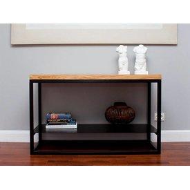 konsolentisch schmal stilherz. Black Bedroom Furniture Sets. Home Design Ideas