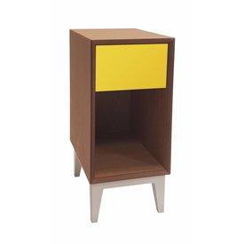 """Ragaba  Design-Nachttisch """"Pix schmal"""" von Ragaba"""