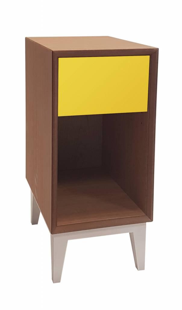 nachttisch pix schmal von ragaba stilherz. Black Bedroom Furniture Sets. Home Design Ideas