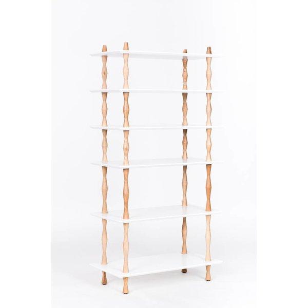 """Ragaba  Design-Bücherregal """"Korro schmal"""" von Ragaba"""