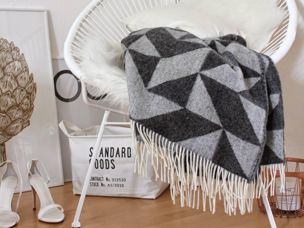 Gemusterte Lieblinge: Decken mit tollen Dessins