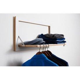 Ambivalenz Fläpps Design-Kleiderstange von Ambivalenz