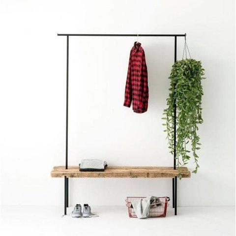 Garderobe Altholz 01