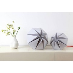Trend: Leuchte im Origami Look