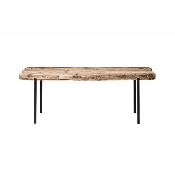 weld & co Design-Sitzbank Altholz 01 von weld & co