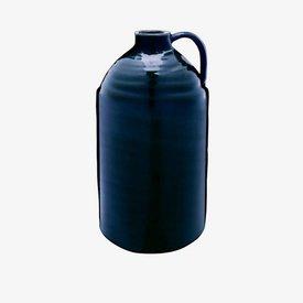 vtwonen Vase Kannenform Blau von vtwonen