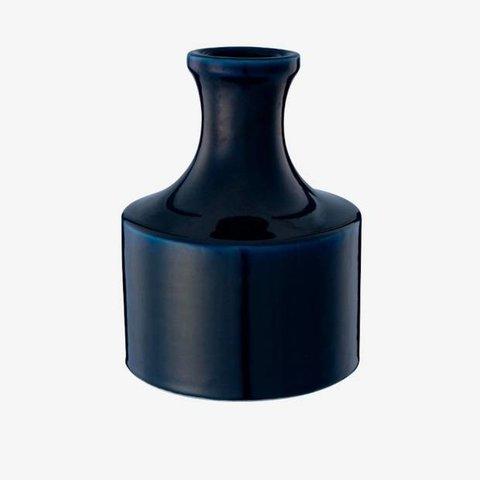 Vase Retro Blau