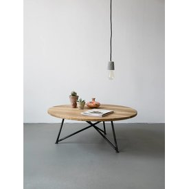 "NUTSANDWOODS Design-Couchtisch ""Sofa Table"" von NUTSANDWOODS"