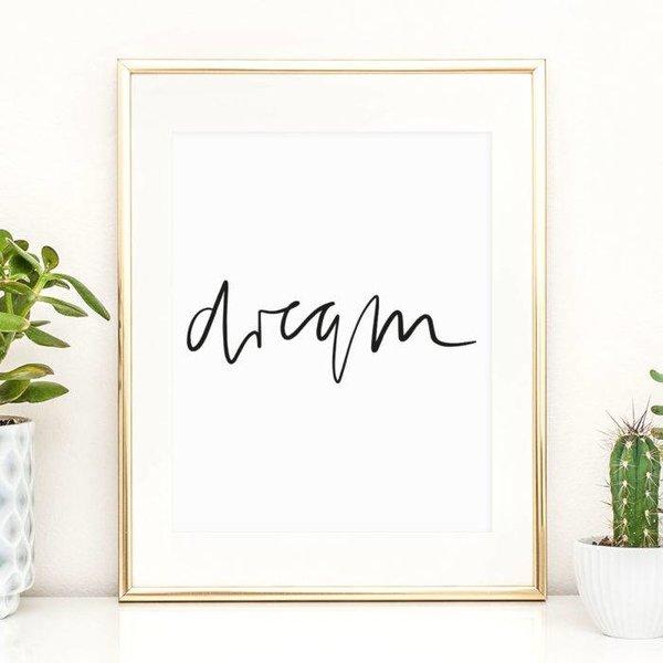 """Tales by Jen Poster """"Dream"""" von Tales by Jen"""