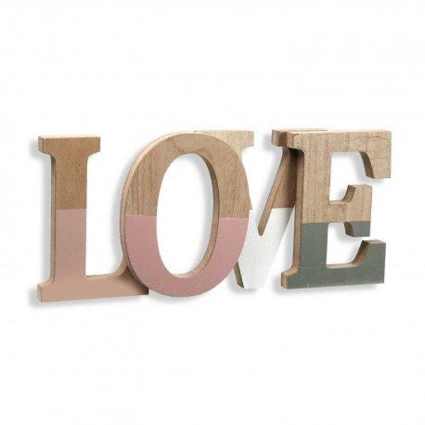 """Versa Deko-Buchstaben """"Love"""" von Versa"""