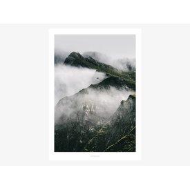 """typealive Poster """"A Quiet Place No. 2"""" von typealive"""