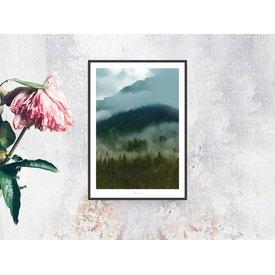"""typealive Poster """"A Quiet Place No. 5"""" von typealive"""