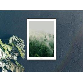 """typealive Poster """"A Quiet Place No. 7"""" von typealive"""