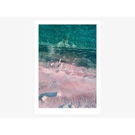 """typealive Poster """"Above The Beach No. 4"""" von typealive"""
