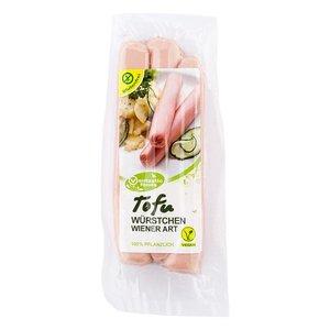 VANTASTIC FOODS Salchichas estilo Frankfurt a base de tofu