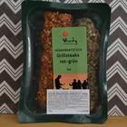 WHEATY Grillsteaks rot-grün