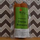 WHEATY Veganwurst Chorizo Bratwurst