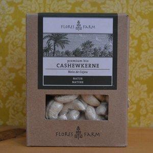 FLORES FARM Cashewkerne, 100 g