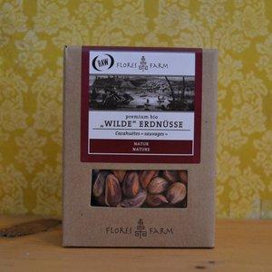 FLORES FARM Wilde Erdnüsse, 100 g