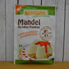 BIOVEGAN Mandel Paradies Pudding
