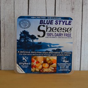 BUTE ISLAND FOODS Sheese Blue Style, 227 g