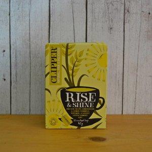 CLIPPER Infusión-Rise & Shine, 40 g