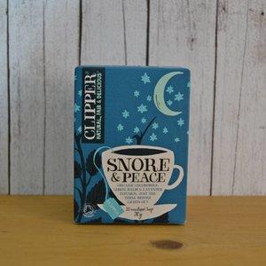 CLIPPER Infusión-Snore & Peace, 30 g