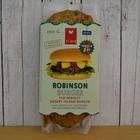 """VIANA Tofu-Burger mit Gemüse """"Robinson"""""""