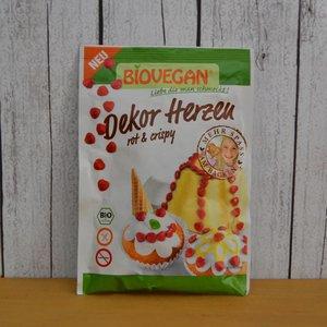 BIOVEGAN Bio Dekor Herzen, 35 g