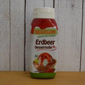 BIOVEGAN Bio Erdbeer Dessertsoße, 240 g