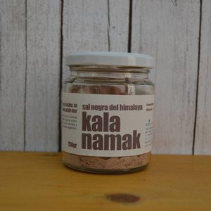 ECONOSTRUM Kala Namak Himalaya Steinsalz, 175 g
