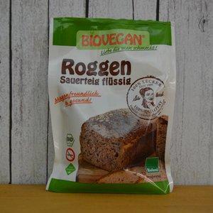BIOVEGAN Roggen Sauerteig flüssig, 150 ml
